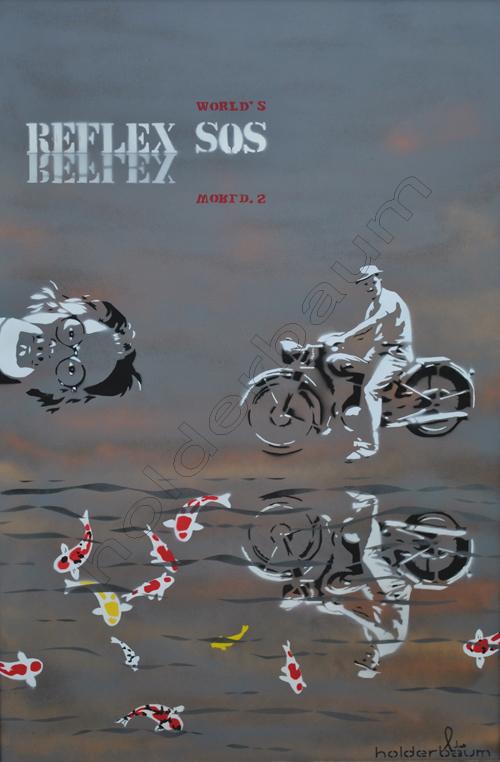 Pedro Holderbaum - Reflex 98X143