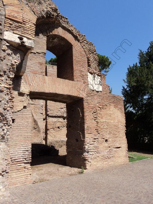 Pedro Holderbaum Palatino . Roma 17 cópia