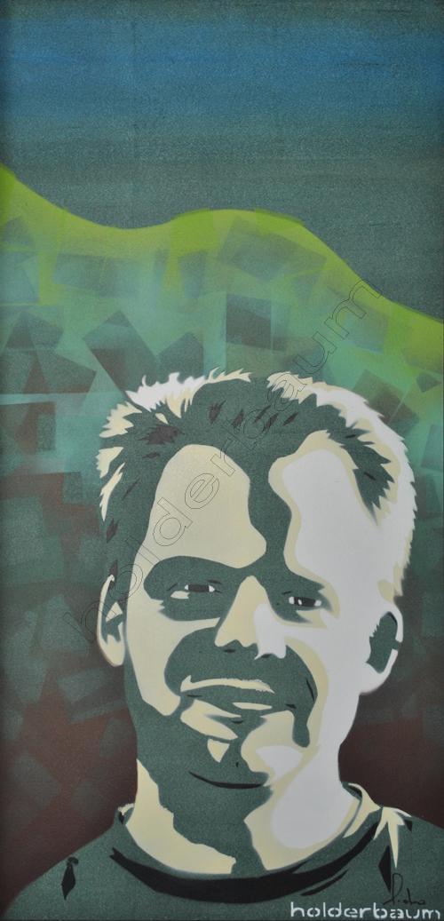 Green Portrait cópia