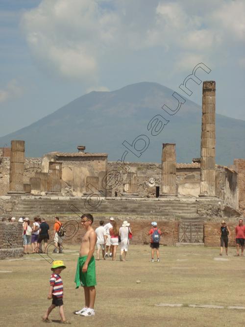 Pedro Holderbaum . Pompei . Il vulcano Vesuvio . Italia 2 cópia