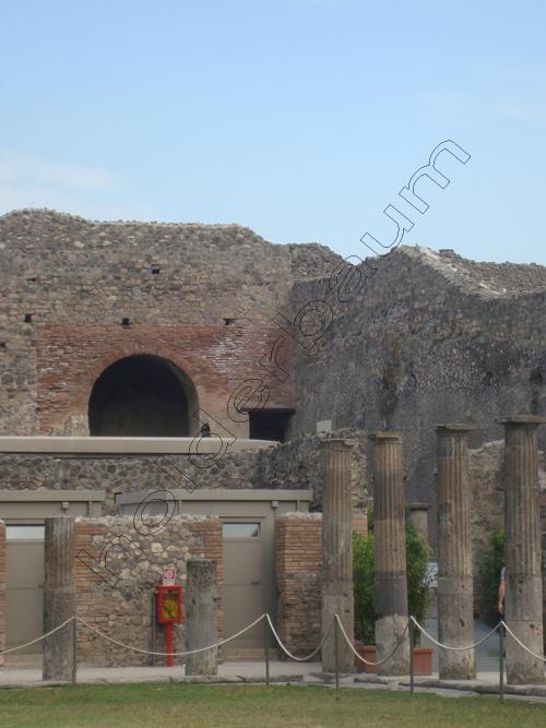 Pedro Holderbaum . Pompei . Il vulcano Vesuvio . Italia 4 cópia