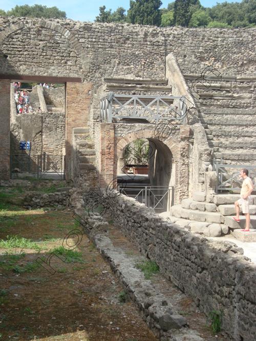 Pedro Holderbaum . Pompei . Il vulcano Vesuvio . Italia 5 cópia