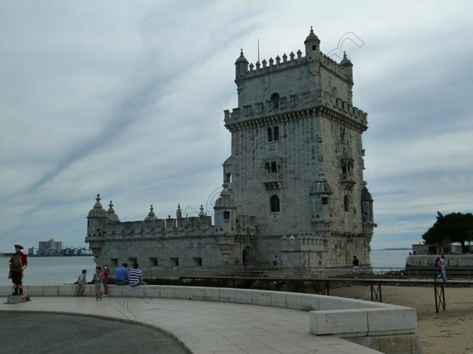 Pedro Hplderbaum Torre de Belem 2 cópia