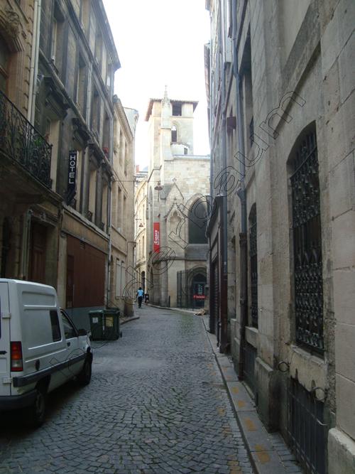 Pedro Holderbaum  . Bordeaux . Streets 11 cópia