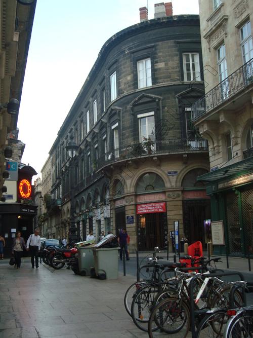 Pedro Holderbaum  . Bordeaux . Streets 13 cópia