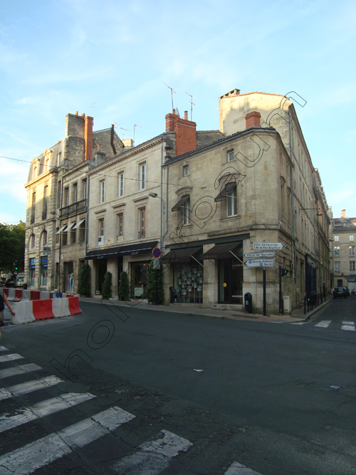 Pedro Holderbaum  . Bordeaux . Streets 6 cópia