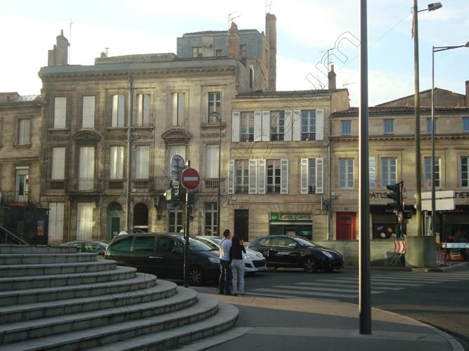 Pedro Holderbaum  . Bordeaux . Streets 7 cópia