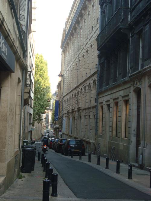 Pedro Holderbaum  . Bordeaux . Streets 9 cópia