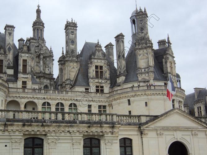 Pedro Holderbaum . Chateau de Chambord . Details 1 cópia