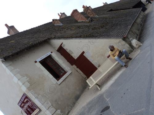 Pedro Holderbaum . Chateau de Chambord . Details 11 cópia