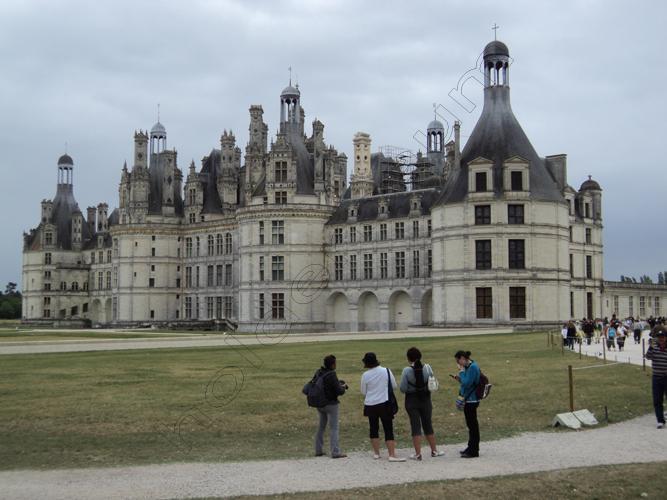 Pedro Holderbaum . Chateau de Chambord . Details 12 cópia