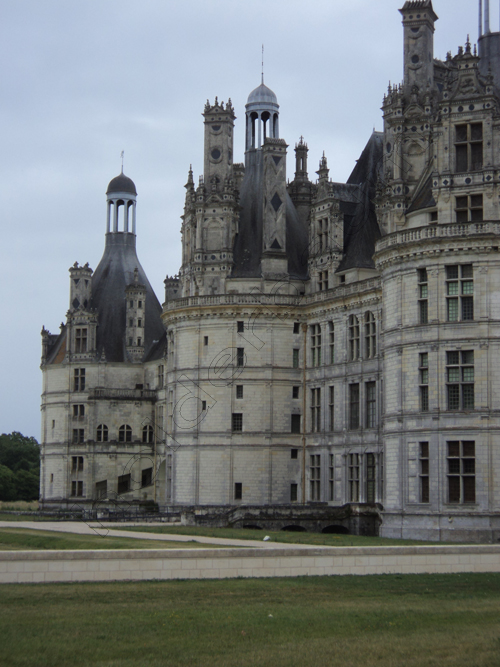Pedro Holderbaum . Chateau de Chambord . Details 2 cópia