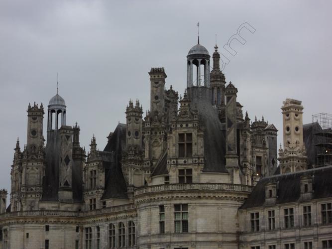 Pedro Holderbaum . Chateau de Chambord . Details 6 cópia