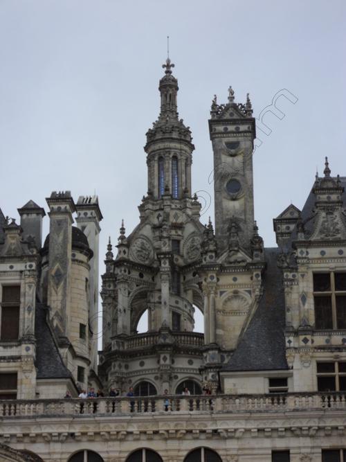 Pedro Holderbaum . Chateau de Chambord . Details 8 cópia