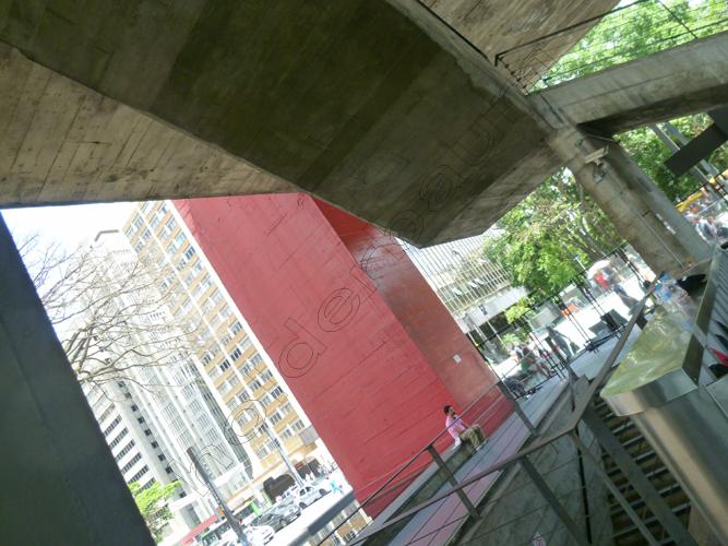 5São Paulo 5 - São Paulo Museum of Art(Masp) 2 - Brasil copy