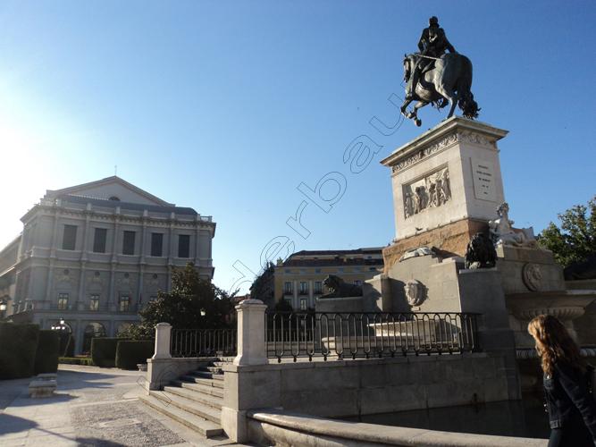 6Madri 6 - Plaza de Oriente - Spain copy