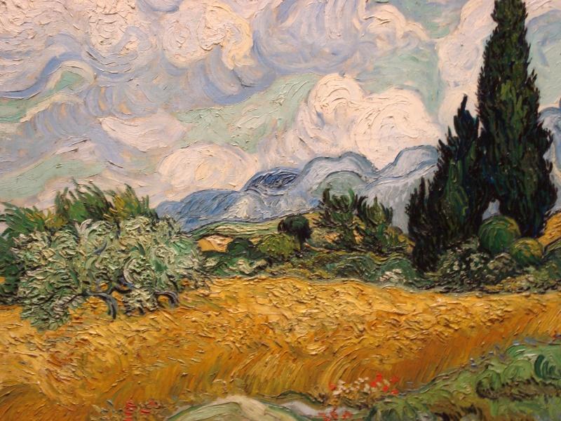 Art 52 - van Gogh - Metropolitan NYC