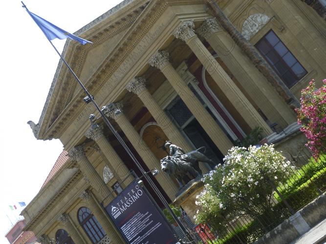 66Palermo 66 - Teatro Massimo 1 Sicilia