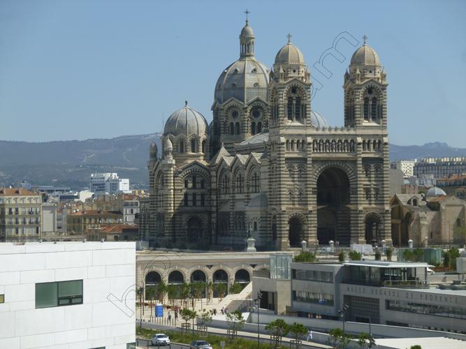 12 Marseille 12 - Cathedral La Major