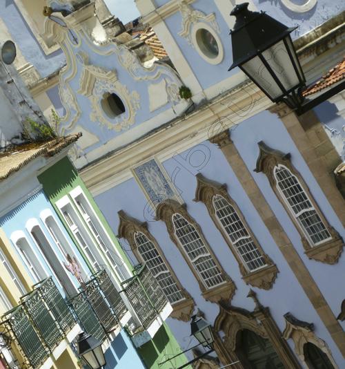 cCentro Histórico 5 -Salvador Brasil