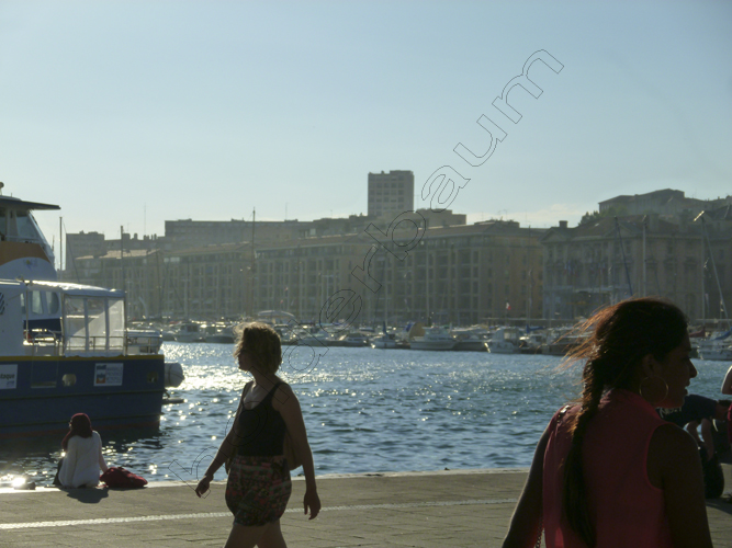 Marseille - People 1 - France