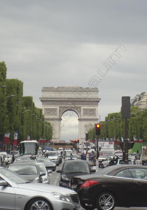 28 Paris Special 28 - Arc du Triomphe 1