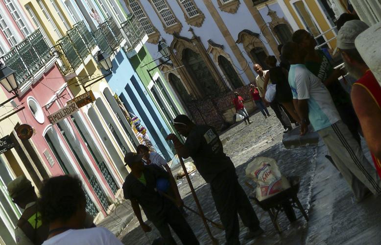 dArquitetura Colonial 8 -Salvador Brasil