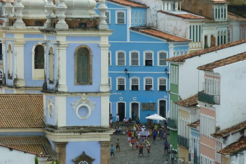 dArquitetura Colonial 9 - Salvador Brasil