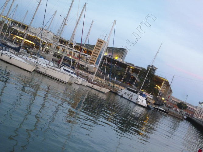 44Barcelona 44 - Port Vell - Spain