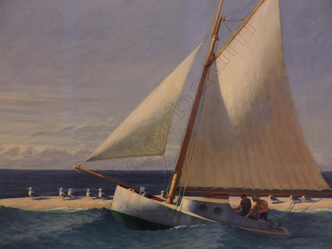 7Thyssen Bornemisza Museum - Madrid - El Martha Mckeen de Wellfleet - Eward Hopper DSCN9321