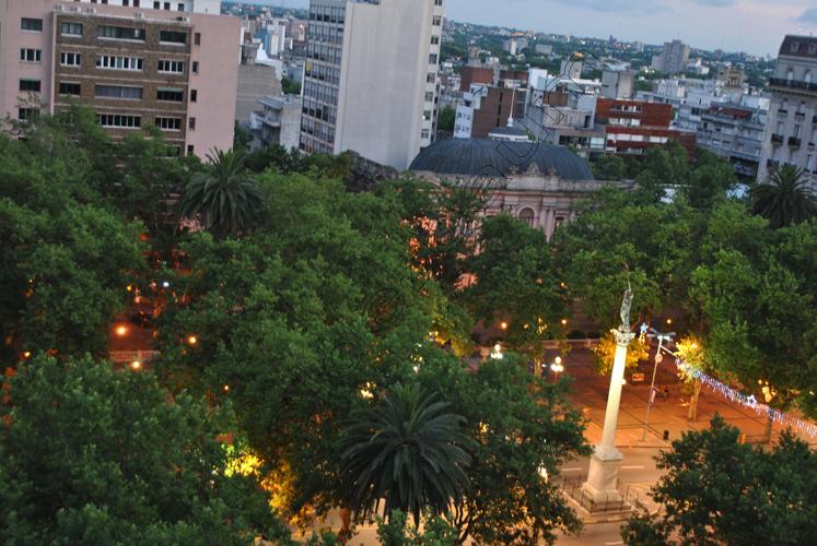 1PLAZA de Cagancha (LIbertad) Montevideo Uruguay
